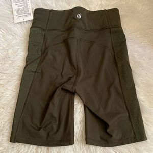 Lululemon Strength and Sweat Shorts